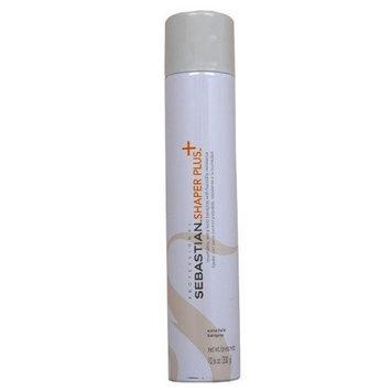 Shaper Plus Hair Spray by Sebastian for Unisex - 10.6 Ounce Hair Spray