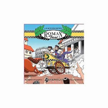 Bucephalus Games Roman Taxi Ages 8 and up, 1 ea