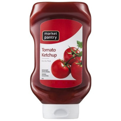 market pantry Market Pantry Upside Down Tomato Ketchup 20 oz