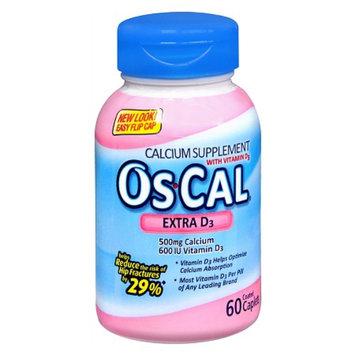 Os Cal Calcium 500mg with Vitamin D3 600IU