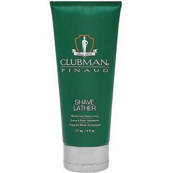 Clubman Pinaud Shave Lather Moisurizing Shave Cream