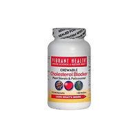 Vibrant Health Cholesterol Blocker, Chewable Vanilla Wafers, 180-Count