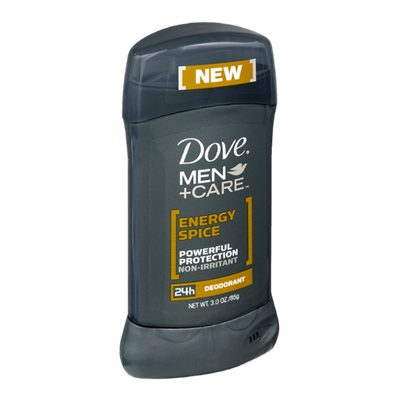 Dove Men+Care Energy Spice Deodorant