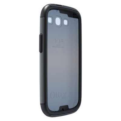 Otterbox Commuter Cell Phone Case for Samsung Galaxy SIII - Black (77-