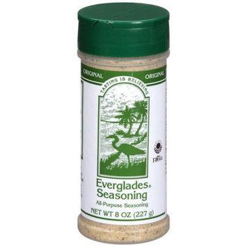 Everglades Foods, Inc. Everglades Original All-Purpose Seasoning, 8 oz