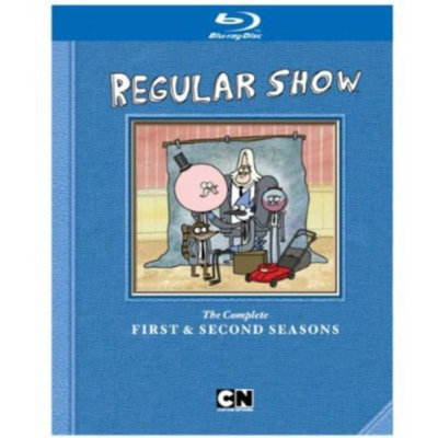 Regular Show: The Complete First & Second Seasons (Blu-ray) (Anamorphic Widescreen)