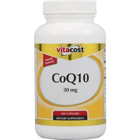 Vitacost Brand Vitacost CoQ10 -- 30 mg - 240 Capsules