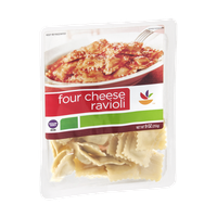 Ahold Ravioli Four Cheese