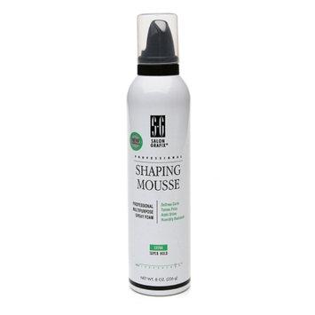Salon Grafix Shaping Mousse Super Hold