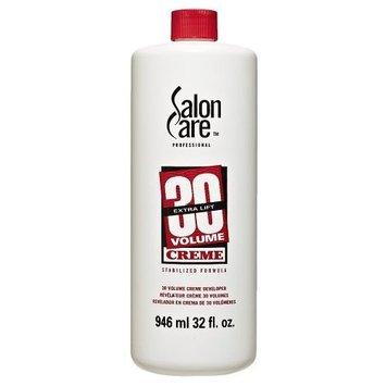 Salon Care 30 Volume Creme Developer 4 oz.