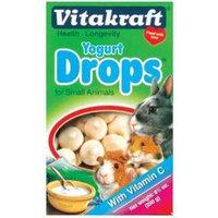 Vitakraft Small Animal Yogurt Drops 250-Gram Box