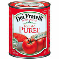 Dei Fratelli No Salt Added Tomato Puree