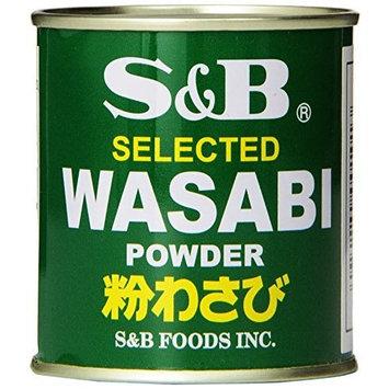 S B S&B Wasabi Powder, 1.06-Ounce