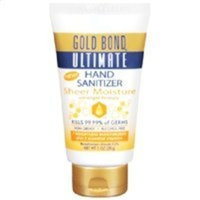 Gold Bond Ultimate Hand Sanitizer, Sheer Moisture - 1 Oz