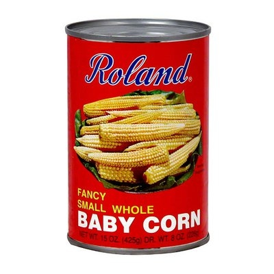 Roland Fancy Small Whole Baby Corn