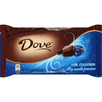 Dove Promises Silky Smooth Chocolate