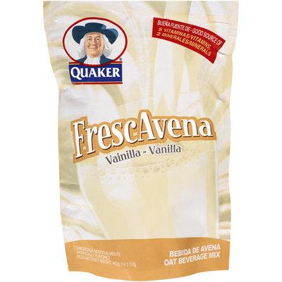 Quaker® Frescavena Oat Vanilla Beverage Mix