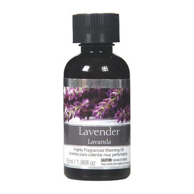 Elegant Expressions by Hosley Small Warming Oil, Lavender