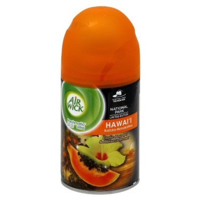 Airwick Air Wick Freshmatic Ultra Automatic Spray Exotic Papaya & Hibiscus