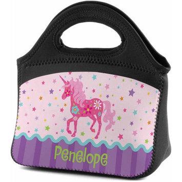 Generic Personalized Pretty Unicorn Lunch Bag