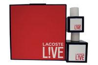 Lacoste Live Eau De Toilette 100ml & Eau De Toilette 40ml Xmas 2014