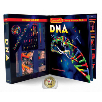 ScienceWiz Products ScienceWiz DNA Kit Ages 8 and up