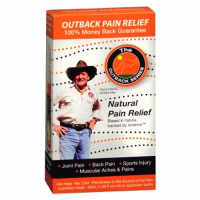 Outback Pain Relief Roll On, 1.69 fl oz