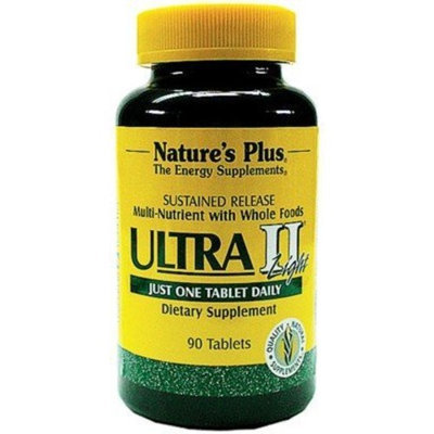 Nature's Plus Ultra Two Light Time Release - 90 - Sustained Release Tablet