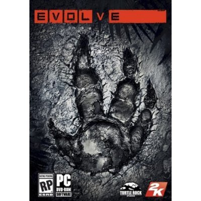 2K Games Evolve (PC Game)