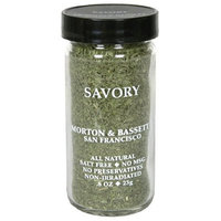 Morton & Bassett Savory, .8-Ounce Jars (Pack of 3)