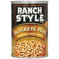 Ranch Style Beans Beans, Black Eye with Bacon, 15 Ounce (Pack of 12)