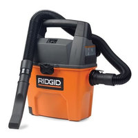 Ridgid 36138 3 Gallon Portable Pro Wet/Dry Vac