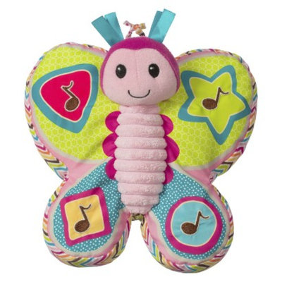 Infantino Go GaGa Touch Tones Toy - Butterfly