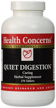 Health Concerns Quiet Digestion - 270 Tablets