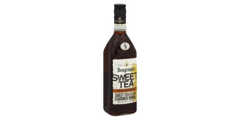 Seagram S Sweet Tea Flavored Vodka 750 Ml Reviews 2019
