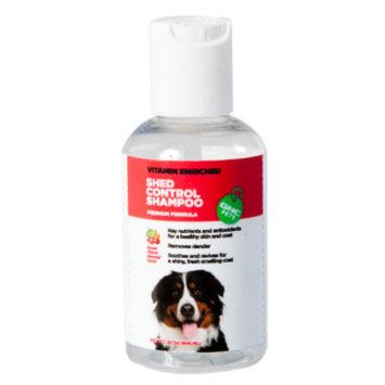 GNC Pets Trial Size Shed Control Dog Shampoo