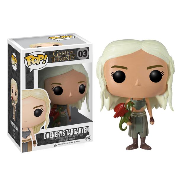 Game of Thrones Daenerys Targaryen Pop! Vinyl Figure