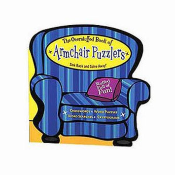 Armchair Puzzlers Overstuffed Combination Puzzler Books Ages 12+, 1 ea