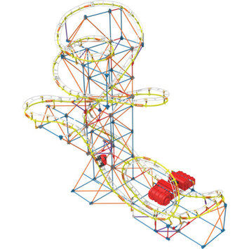 K'nex K'NEX Supernova Blast Roller Coaster