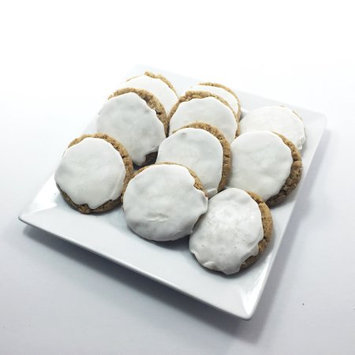Walmart Iced Oatmeal Cookie