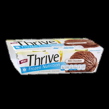 Thrive Frozen Nutrition Milk Chocolate Cups - 2 CT