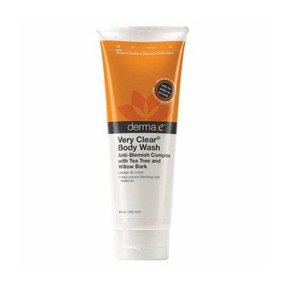 Derma E Very Clear Problem Skin Body Wash 8 fl oz