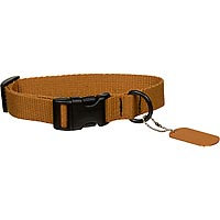 Bison Pet Eco Gold Collar