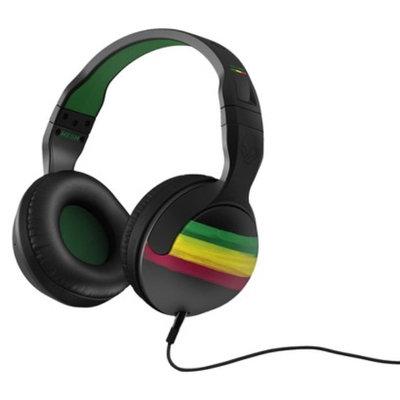 Skullcandy Hesh 2.0 Headphones with Detachable Cable - Rasta (S6HSDZ-