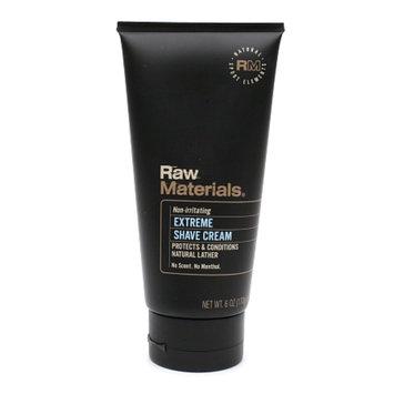 Raw Materials Non-Irritating Extreme Shave Cream