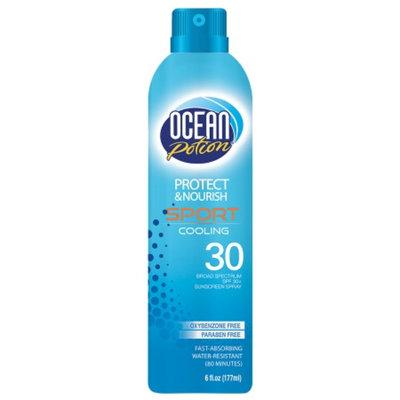 Ocean Potion Suncare Sport Instant Dry Mist Sunscreen