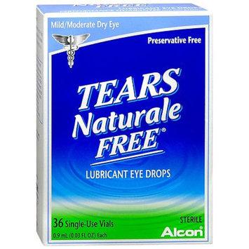 Tears Naturale Lubricant Eye Drops