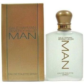 Man by Gale Hayman 3.4 oz Eau de Toilette Spray