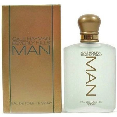 Man by Gale Hayman 3.4 oz Eau de Toilette Spray
