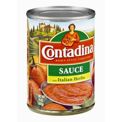 Contadina Italian Herbs Roma Style Tomatoes Sauce
